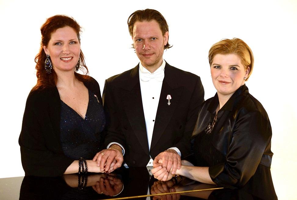 04 april 2013Ylva Kihlberg - Palle Knudsen - Orsi Fajger