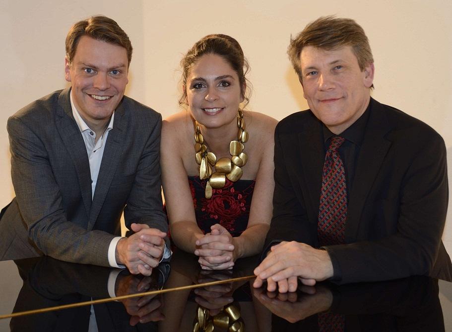 21 november 2013Mathias Hedegaard, tenor og Andrea Pellegrini, mezzosopran og Christen Stubbe Teglbjærg, pianist